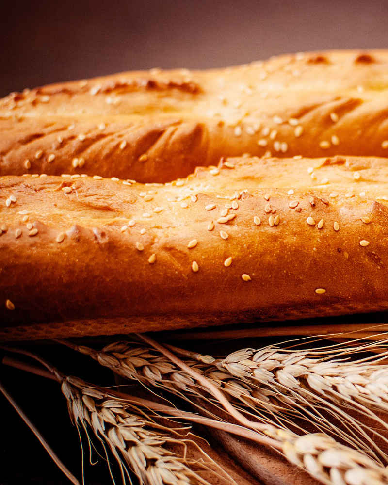 baguette de pain fa onn et cuite par notre boulanger. Black Bedroom Furniture Sets. Home Design Ideas