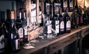 Cave à vin, apéritif
